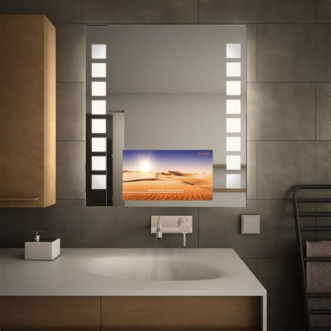 cool bathroom mirror cool bathroom mirror with tv on bathroom mirror tv erdek
