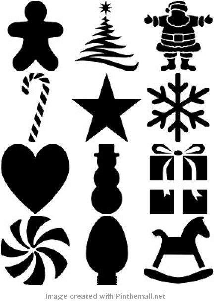 printable christmas stencils for cakes printable christmas stencils printable 360 degree