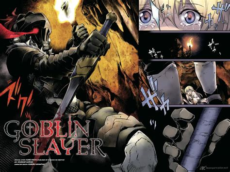 Goblin Slayer 2 goblin slayer 1 read goblin slayer 1 page 3
