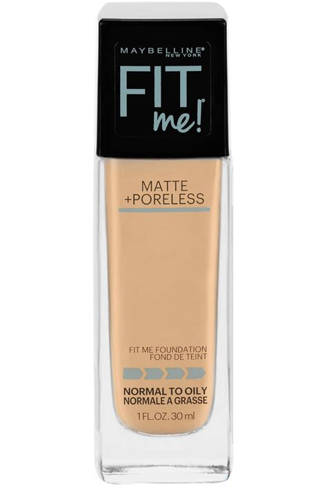 fit me matte poreless foundation makeup maybelline