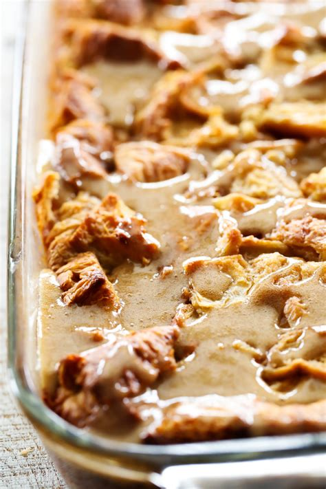 Croissant Bread best bread pudding recipe in the world