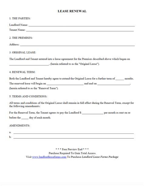 lease renewal letter lease renewal letter image collections cv