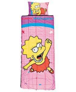 Name Simpsons Bag by Sleeping Bags Simpsons 300gsm Sleeping Bag