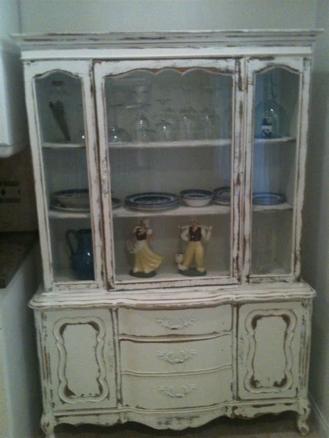 Chinese Bookcase Old French China Cabinet Cozy Bliss