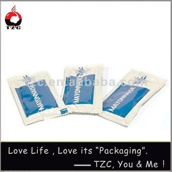 Mayonaise Sachet fresh mayonnaise sachets buy high quality fresh