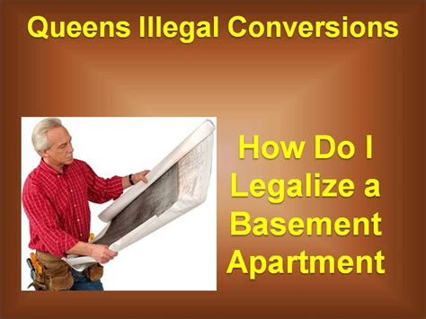 illegal basement apartment illegal conversions we correct illegal