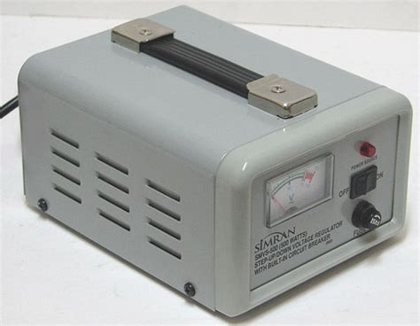 Stabilizer Matsunaga 500 Watt 500w Stavol simran smvs500 500 w watts voltage converter with stabilizer