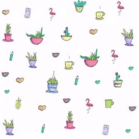 Free Digital Cactus Scrapbooking Paper Geschenkpapier Freebie Meinlilapark Paper Cactus Template