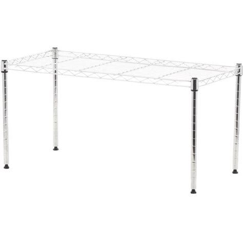 whitmor supreme shelving collection 30 in x 15 in