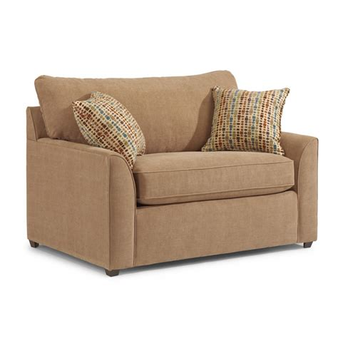 Cheap Sleeper Chairs by Flexsteel 5541 41 Key Fabric Sleeper Chair And A Half