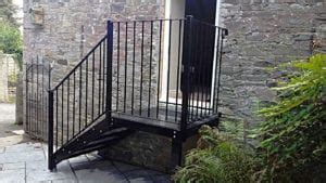 staircases fire escapes jays gates