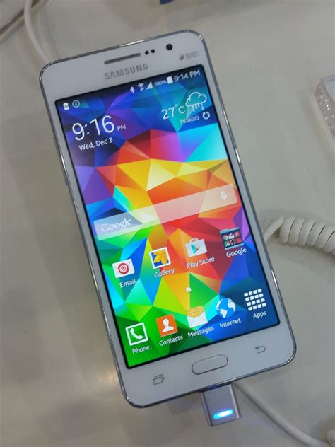 themes of samsung grand prime samsung galaxy grand prime hands on and first impressions