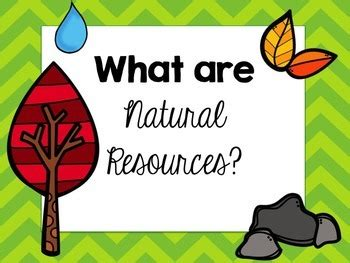 free natural resources powerpoint by third a palooza | tpt