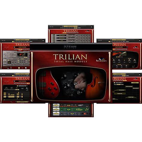 Spectrasonics Trillian Bass trilian bass module software wwbw