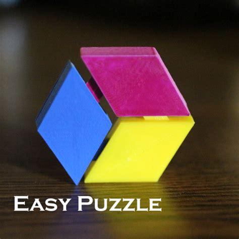 printable hexagon puzzle 3d printable hexagon puzzle by richard swika