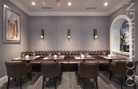 Georgian Dining Room Lighting Hotel Interior Design Restaurant Interior Design