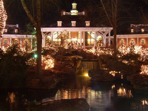 opryland hotel christmas