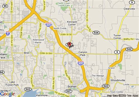 seattle map bothell map of extended stay deluxe seattle bothell bothell