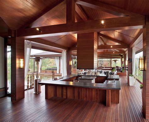 Agréable Decoration Exotique Pour Maison #3: Veranda-extention-maison-bois.jpg