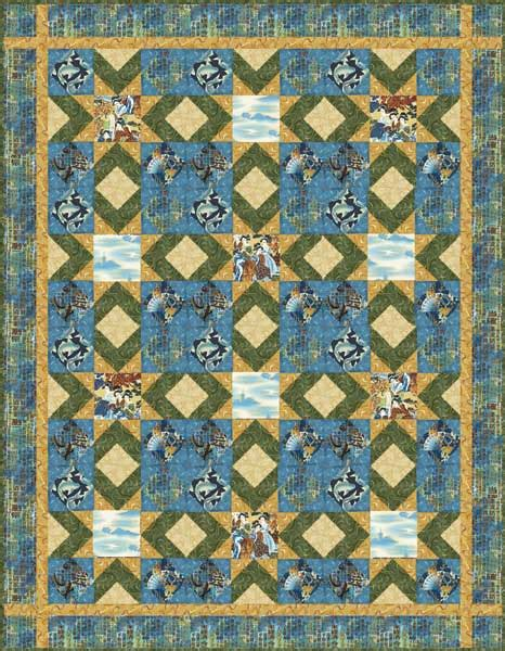 Quilt Traditions by Traditions Quilt Free Pattern Robert Kaufman