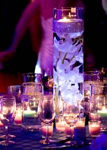 Underwater Vase Lights Wedding Cakes I Do Weddings