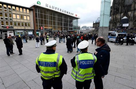 Entering Germany With A Criminal Record Cologne Attacks Merkel Says It Should Be Easier To Deport Migrants With Criminal