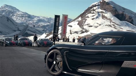 driveclub ps4 preview ps4 home