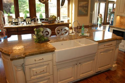 island sinks family room and kitchen island sink design kitchen