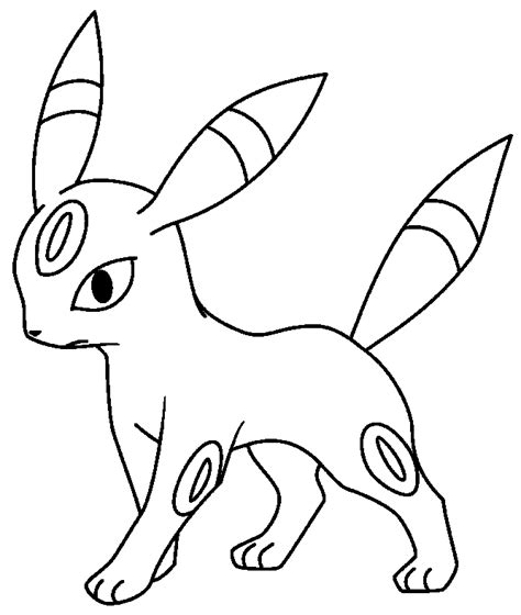 Pokemon Coloring Pages Eevee Evolutions Coloring Home Eevee Coloring Pages