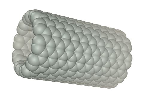 armchair carbon nanotube carbon nanotube