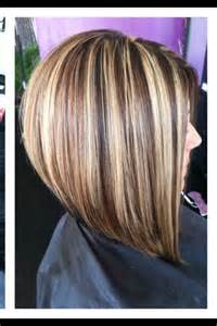 the swing hairstyle n the back and in te frlnt at a angle a line bob not stacked love this stacked bob hairstyle