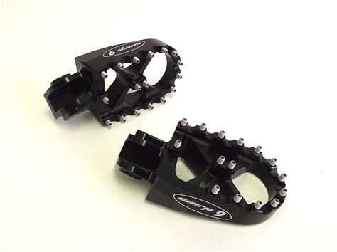 Ktm Footpegs Forged Footpegs For Ktm Husaberg Husqvarna Beta By Warp 9