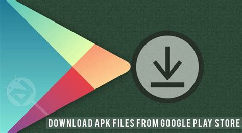 how can i apk file from play apk files from play store directly to your pc