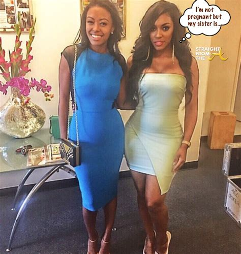 who is porsha stewarts sister lauren williams real porsha williams sister pregnant hairstylegalleries com