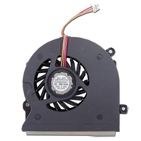 new toshiba satellite l505 l505d a505 series laptop cpu cooling fan v000170240 ebay