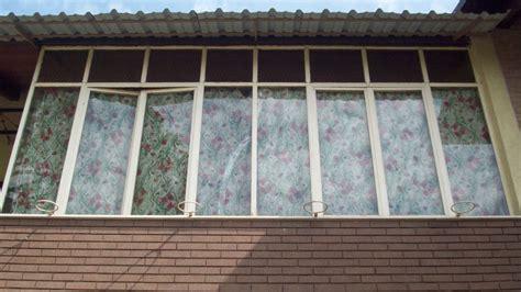 veranda sul balcone trasformare un balcone o un terrazzino in veranda serve
