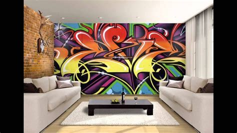 Graffiti Bedrroom Wallpaper Graffiti Art Collection Graffiti Designs For Bedrooms