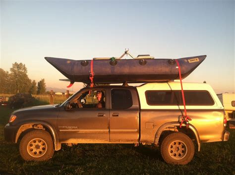 inflatable boat with roof carrying an inflatable boat on the roof tacoma world