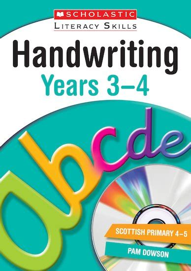 handwriting years 3 4 workbook scholastic literacy skills handwriting years 3 4 scholastic shop