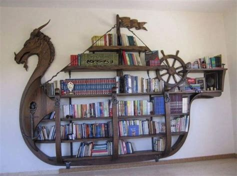 fantasy bookshelf storytime storage 10 custom bookcases to showcase your