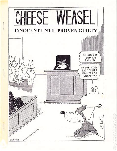 until we find home books cheese weasel until proven guilty 1995 comic books