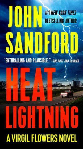 find virgil a novel of heat lightning virgil flowers series 2 by sandford