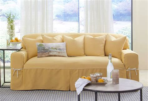 One Slipcovers sure fit cotton canvas one slipcovers