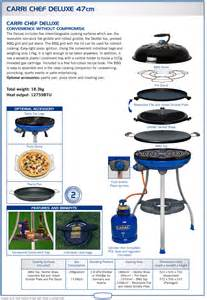Modern Patio Set Carri Chef Deluxe Barbecue The Barbecue Store Spain