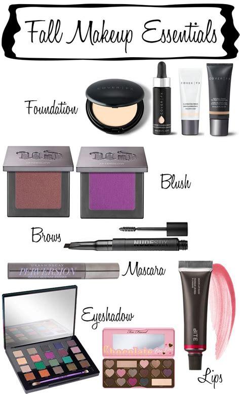 L Oreal Essentials Makeup Box 1 cruelty free fall makeup essentials the o jays brand