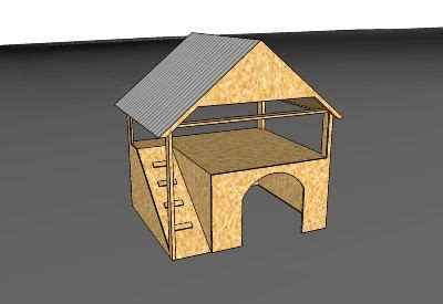 2 story dog house two story dog house pallets dog houses pinterest