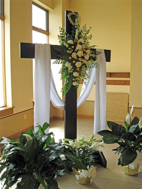 easter sunday service decorations 25 best ideas about church altar decorations on pinterest
