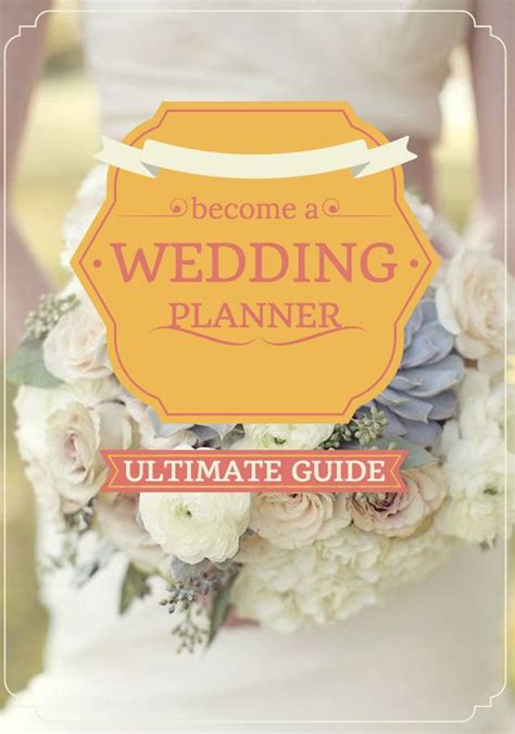 wedding planner career how to become a wedding planner tips for becoming a