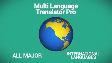 best traslator best language translation app multi language translator