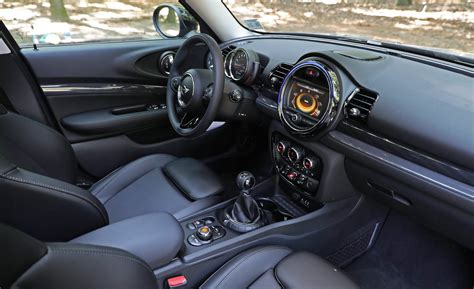 mini cooper 2017 interior 2017 mini clubman cars exclusive videos and photos updates